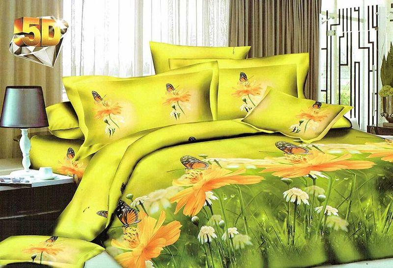 Комплект белья МарТекс Лансар, 2-спальный, наволочки 70х706221CКомплект постельного белья МарТекс Лансар, выполненный из микрополиэстера, состоит из пододеяльника, простыни и двух наволочек. Изделия оформлены оригинальным рисунком. Такой комплект подойдет для любого стилевого и цветового решения интерьера, а также создаст в доме уют. Приобретая комплект постельного белья МарТекс, вы можете быть уверенны в том, что покупка доставит вам и вашим близким удовольствие и подарит максимальный комфорт.
