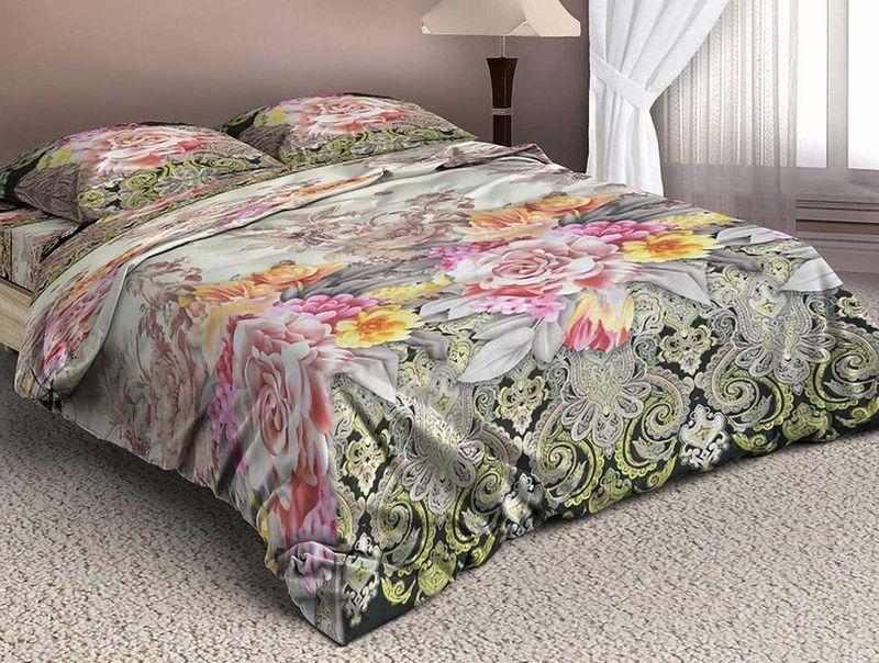Комплект белья МарТекс Ауро, 2-спальный, наволочки 70х70391602Комплект постельного белья МарТекс Ауро, выполненный из микрополиэстера, состоит из пододеяльника, простыни и двух наволочек. Изделия оформлены оригинальным рисунком. Пододеяльник на молнии.Такой комплект подойдет для любого стилевого и цветового решения интерьера, а также создаст в доме уют. Приобретая комплект постельного белья МарТекс, вы можете быть уверенны в том, что покупкадоставит вам и вашим близким удовольствие и подарит максимальный комфорт.