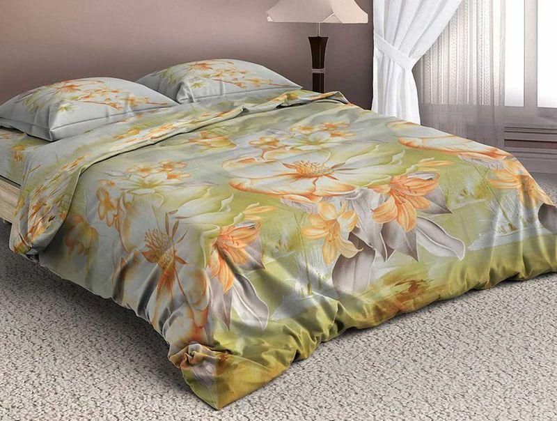 Комплект белья МарТекс Каус, 2-спальный, наволочки 70х70FA-5126-2 WhiteКомплект постельного белья МарТекс Каус, выполненный из микрополиэстера, состоит из пододеяльника, простыни и двух наволочек. Изделия оформлены оригинальным рисунком. Такой комплект подойдет для любого стилевого и цветового решения интерьера, а также создаст в доме уют. Приобретая комплект постельного белья МарТекс, вы можете быть уверенны в том, что покупка доставит вам и вашим близким удовольствие и подарит максимальный комфорт.
