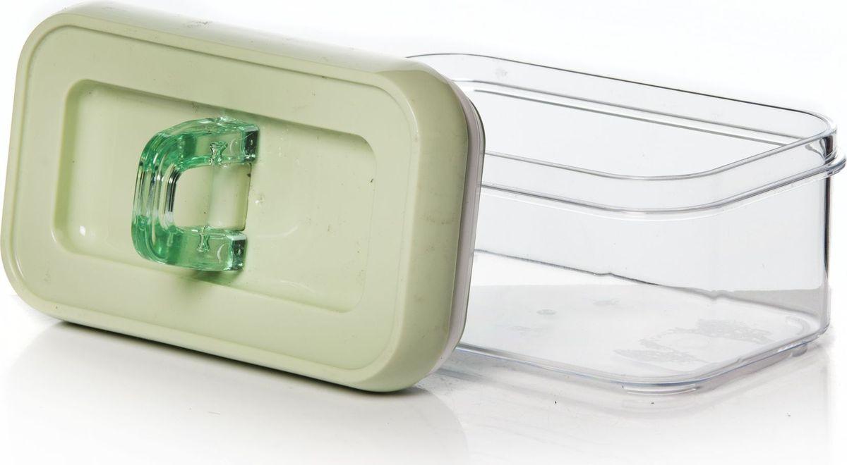 Контейнер вакуумный для пищевых продуктов Herevin, 600 млПЦ2360ЛМНПрямоугольный пищевой контейнер Herevin изготовлен из высококачественного пищевого пластика. Контейнер безопасен дляздоровья, не содержит BPA. Вакуумная крышка способствует более герметичному закрыванию, в связи с чем продукты дольше сохраняют свои свойства.Прозрачные стенки позволяют видеть содержимое. Размер контейнера по верхнему краю: 15 х 9 см.Высота контейнера (без учета крышки): 6 см.Высота контейнера (с учетом крышки): 7,5 см.