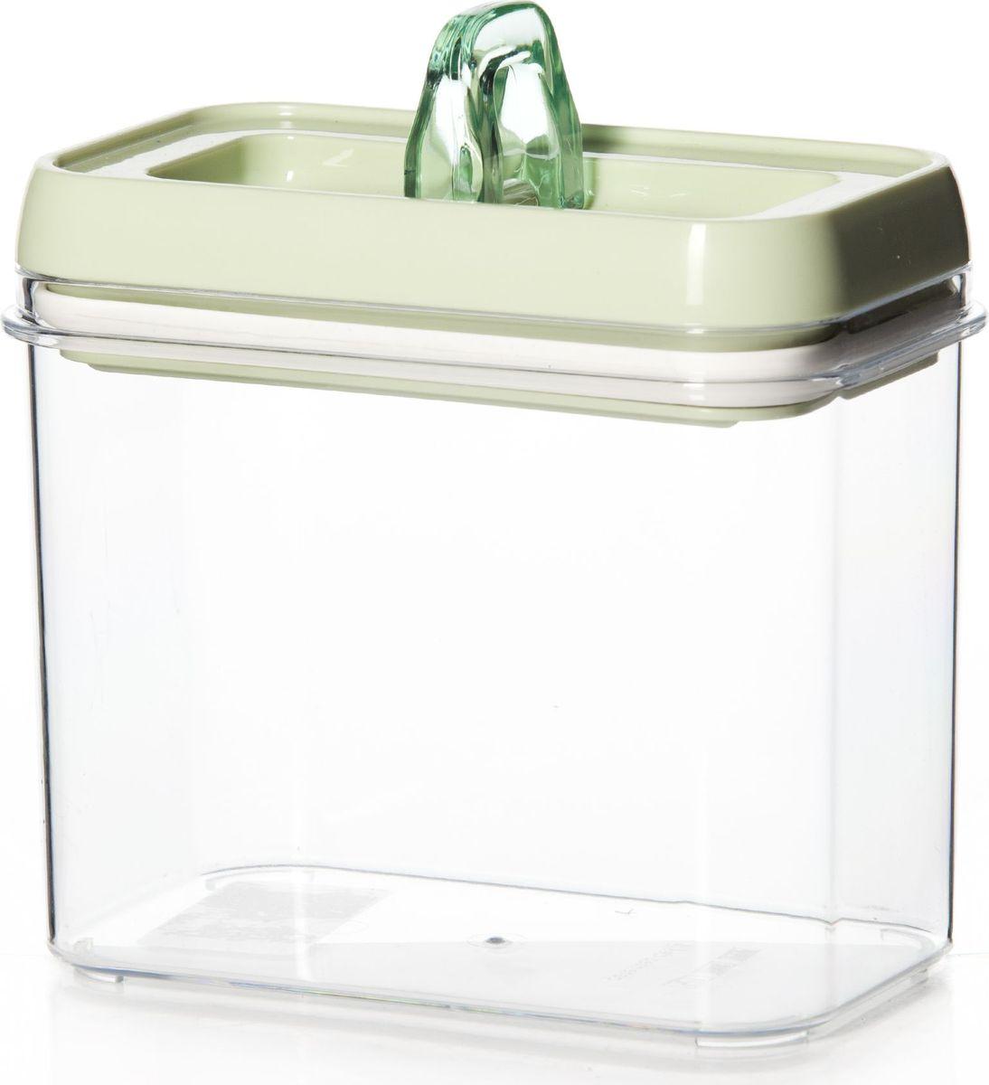 Контейнер для продуктов Herevin, 1,2 л. 161178-032ПЦ2360ЛМНКонтейнер для продуктов Herevin изготовлен из качественного пищевого пластика без содержания BPA. Крышка плотно и герметично закрывается, поэтому продукты дольше остаются свежими. Прозрачные стенки позволяют видеть содержимое. Такой контейнер подойдет для использования дома, его можно взять с собой на работу, учебу, в поездку.