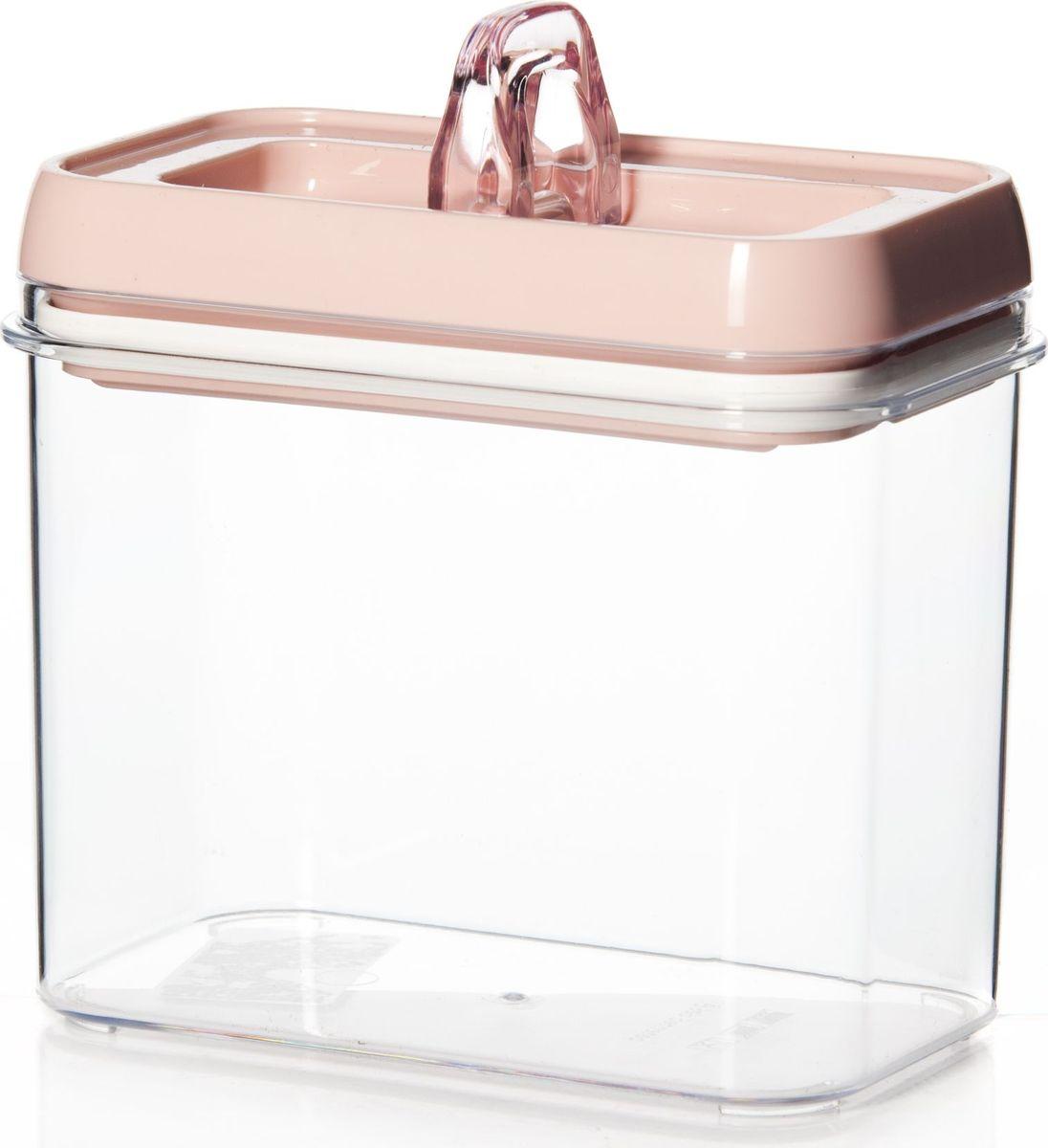 Контейнер для продуктов Herevin, 1,2 л. 161178-039VT-1520(SR)Контейнер для продуктов Herevin изготовлен из качественного пищевого пластика без содержания BPA. Крышка с защелками плотно и герметично закрывается, поэтому продукты дольше остаются свежими. Прозрачные стенки позволяют видеть содержимое. Такой контейнер подойдет для использования дома, его можно взять с собой на работу, учебу, в поездку.