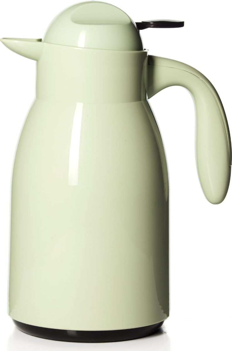 Кувшин Herevin, цвет: белый. 161702-500VT-1520(SR)Кувшин Herevin оснащен удобной ручкой и плотно закрывающейся пластиковой крышкой. Благодаря этому внутри сохраняется герметичность, и напитки дольше остаются свежими. Кувшин прост в использовании, достаточно просто наклонить его и налить ваш любимый напиток. Форма крышки обеспечивает наливание жидкости без расплескивания. Изделие прекрасно подойдет для подачи воды, сока, компота и других напитков. Кувшин Herevin дополнит интерьер вашей кухни и станет замечательным подарком к любому празднику.