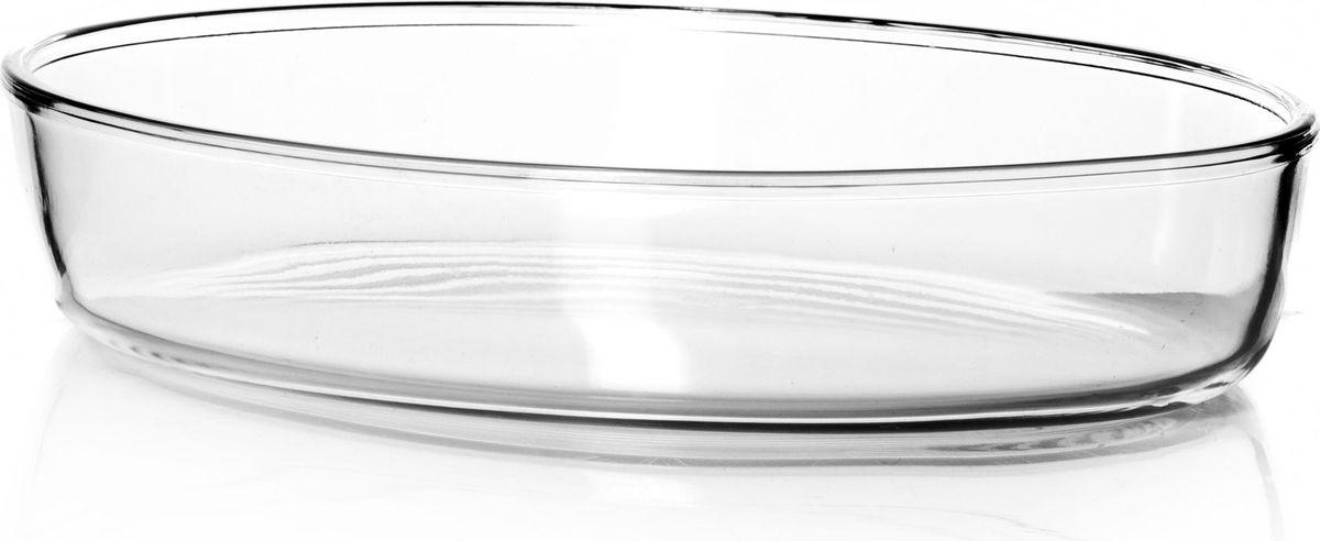 Форма для запекания Pasabahce, 2 л. 5906468/5/4Посуда для СВЧ форма овальная б/крышки 2л (303*213 мм)