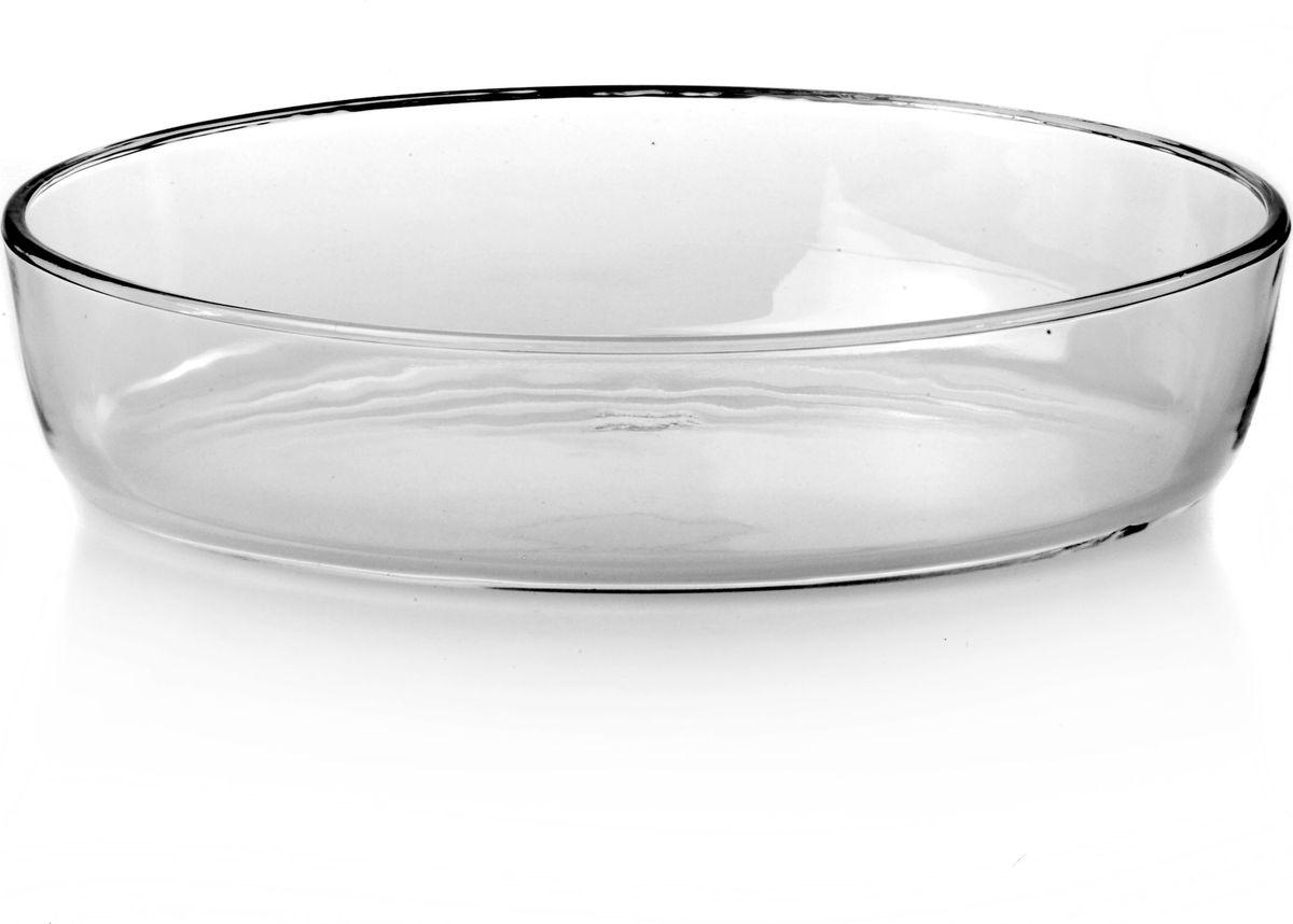 Форма для запекания Pasabahce, 1,5 л. 59084FS-91909Посуда для СВЧ овальная форма б/крышки 1,5 л (180*260мм)