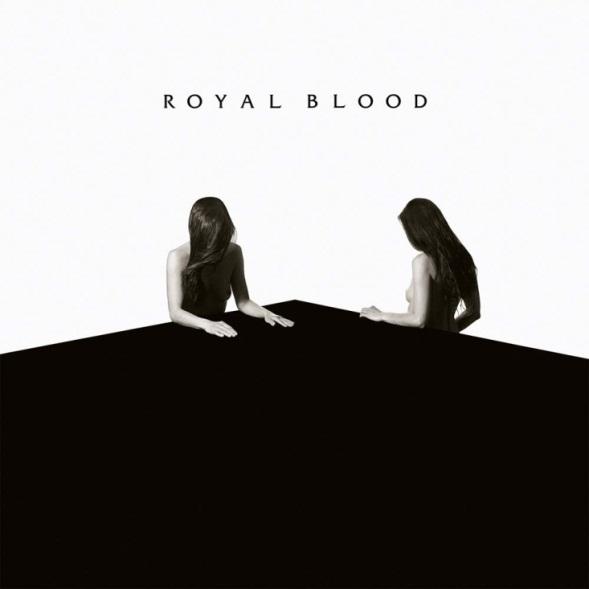 Royal Blood Royal Blood. How Did We Get So Dark (LP) blood water