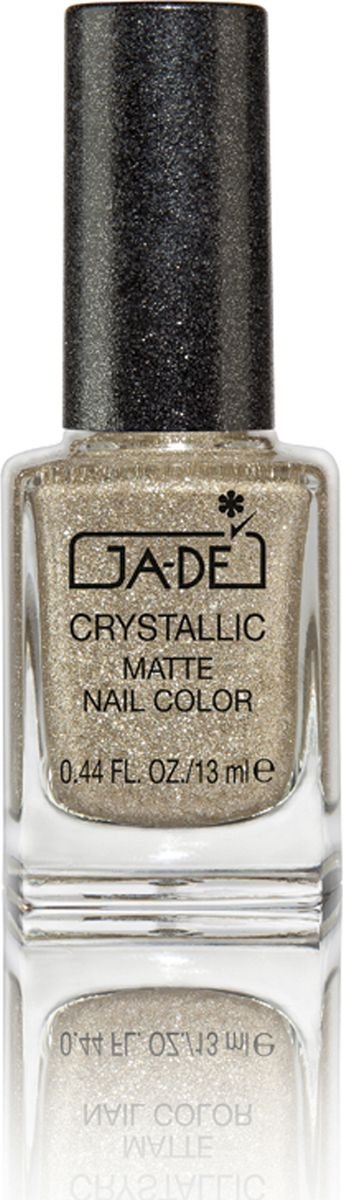 Лак для ногтей Crystallic Matte № 50 марки GA-DE,13 мл102500050Лак для ногтей с уникальной матовой текстурой, пронизанной отражающим блеском, который обнажает необычайную многогранную поверхность. После применения лака, его содержащая микрочастицы текстура образует потрясающий трехмерный эффект, создавая впечатление, будто на Ваши ногти нанесены крупицы сахара.