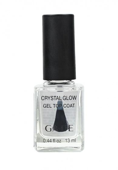 GA-DE Гель-Лак для ногтей (верхнее покрытие ) Gel Top Coat,13 мл0003929Великолепный кристально-прозрачный финиш-гель придает ногтям эффектный глянцевый блеск, как при профессиональном маникюре с использованием гель-лака. Гель-лак создает дополнительный объемный слой поверх цветного слоя лака, придавая ногтям красивую форму и роскошный эффект кристаллического сияния. В состав гель-лака входят особые пленкообразующие компоненты для повышения его прочности, обеспечения дополнительной защиты и предотвращения выцветания лака. Этот превосходный финиш-гель придает ногтям яркий блеск, продлевает жизнь маникюра, сохраняя ногти идеально гладкими и блестящими на протяжении длительного времени
