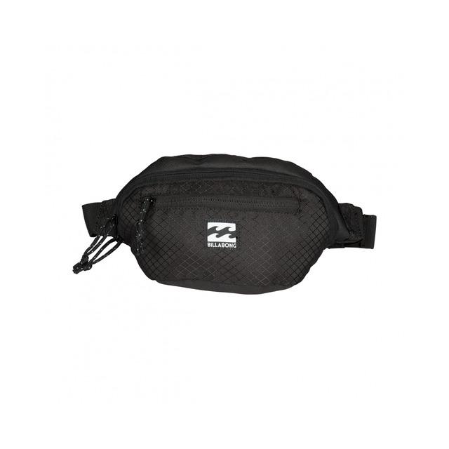 Сумка на пояс Billabong  Java Waistpack , цвет: черный. 3607869369117 - Сумки на пояс / плечо