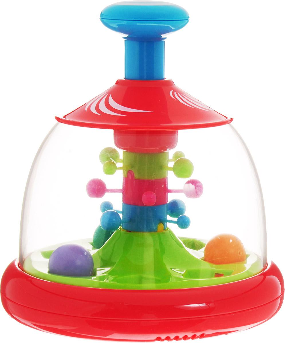 Playgo Развивающая игрушка Юла игрушки валяшки озорные проекты в технике игольный фелтинг