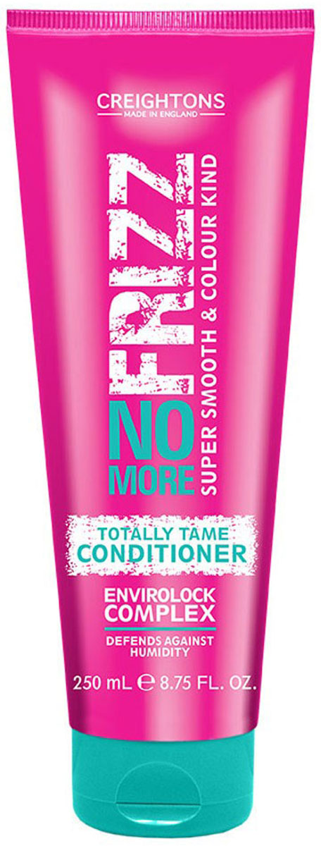 Creightons Кондиционер для непослушных волос Тотальный контроль с защитой от влаги, 250 мл