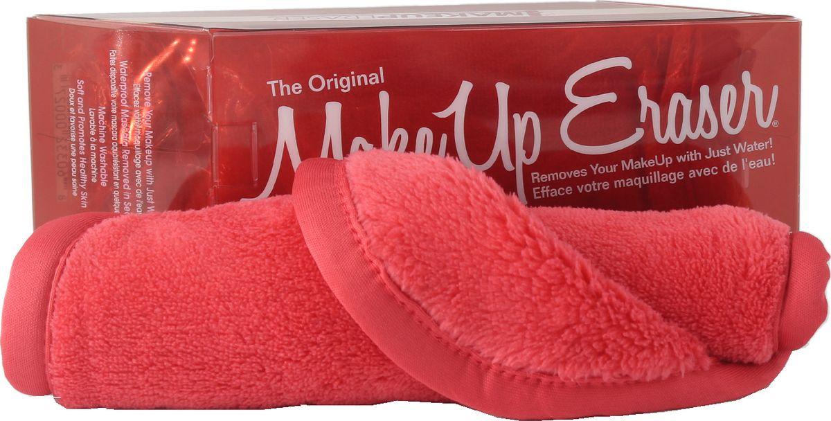 MakeUp Eraser салфетка для снятия макияжа красная1301210Makeup Eraser Originak (красная) уникальная салфетка, которая с невероятной легкостью снимает макияж, аккуратно очищая кожу лица абсолютно естественным образом. Салфетка воздействует без применения привычных средств для удаления декоративной косметики или умывания, значительно упрощает повседневный ритуал ухода и очищения, делает его приятным и легким.Секрет магических свойств салфетки Makeup Eraser заключается в особом переплетении полиэстеровых нитей. При производстве изделия поверхность ткани не подвергается никакой химической обработке, что гарантирует ее гипоаллергенность и безопасность применения, а для того, чтобы начать процедуру использования салфетки, достаточно просто хорошо смочить ее в чистой теплой воде. Салфетку Makeup Eraser можно с успехом применять для любого типа кожи, в том числе очень чувствительной, ее мягкое воздействие не вызывает раздражений или покраснений, высокий уровень качества ткани гарантирует длительное использование салфетки, а ее великолепные очищающие и ухаживающие свойства не снижаются даже после многократных стирок изделия.