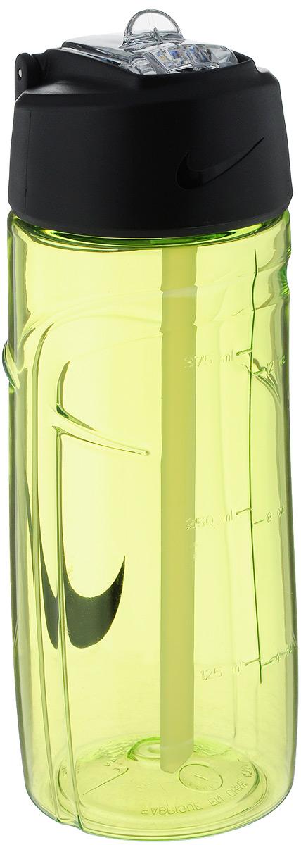 Бутылка для воды Nike T1 Flow Swoosh Water Bottle 16oz, цвет: желтый, черный, 473 млVT-1520(SR)Бутылка для воды Nike T1 Flow Swoosh Water Bottle 16oz с горлышком, которое поднимается на 90 градусов, что обеспечивает простоту в использовании.Модель дополнена измерительной шкалой. Возможно мытье в посудомоечной машине, легко собирается и разбирается (инструкция прилагается).Технология материала Tritan обеспечивает долговечность и ударопрочность.Объем: 473 мл.Длина: 17,5 см.Диаметр (по нижнему краю): 6,5 см.
