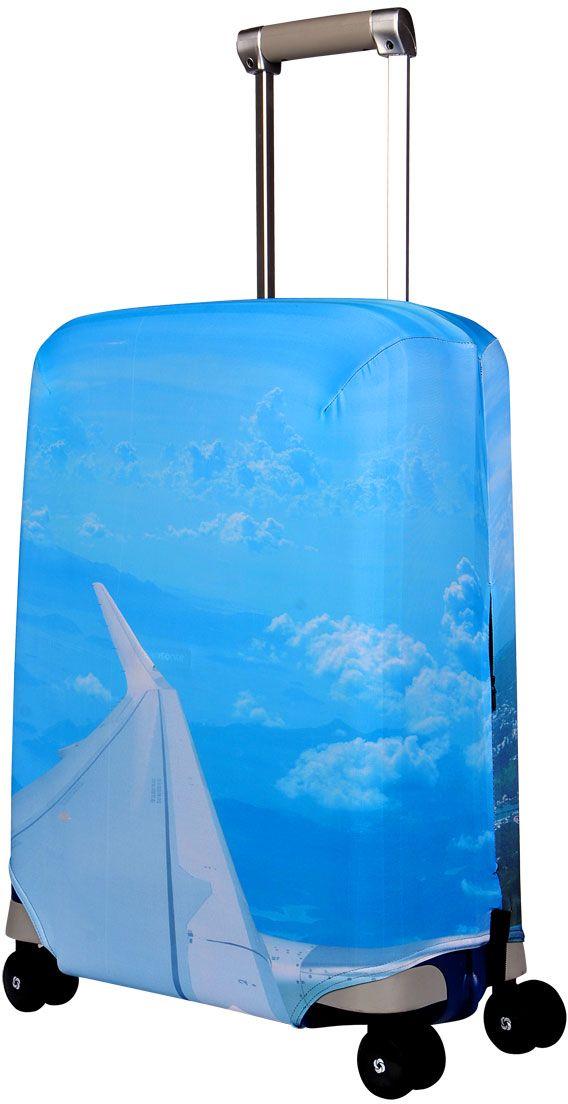 Чехол для чемодана Routemark SkyZone, размер S (50-55 см)FABLSEH10002Чехол Routemark подходит для чемоданов маленьких размеров высотой от 50 до 55 см (19-21 дюйма) (мерить от пола). Изготовлен из спандекса (240 г/2м) и имеет упрочнённые швы.Чехлы Routemark отличаются плотным материалом и наличием 2 специальных потайных молний для боковых ручек с двух сторон. Внизу чехла - молния трактор, дополнительная резинка с фастексом для лучшей усадки. У чехла есть красивая подарочная упаковка, которую приятно держать в руках, и отдельный аксессуар - мешочек, который можно использовать для разных других полезных мелочей (например, для хранения салфеток, денег, солнцезащитных очков, телефона, карты от номера и т.д.). У чехла стойкая сублимационная печать.Чехол можно стирать в стиральной машине.