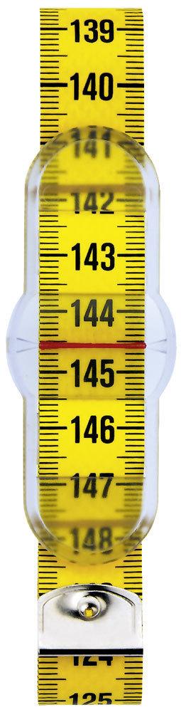 Лента для измерения обхвата талии Prym, с шибером, цвет: желтый, длина 150 смRSP-202SБлагодаря использованию поливолокнистой ткани Poli-Fiber, измерительные ленты PRYM демонстрируют максимальную гибкость и при этом совершенно стабильны.Точность печати также обеспечивает точность измерения,в том числе благодаря установленным с миллиметровой точностью наконечниками.