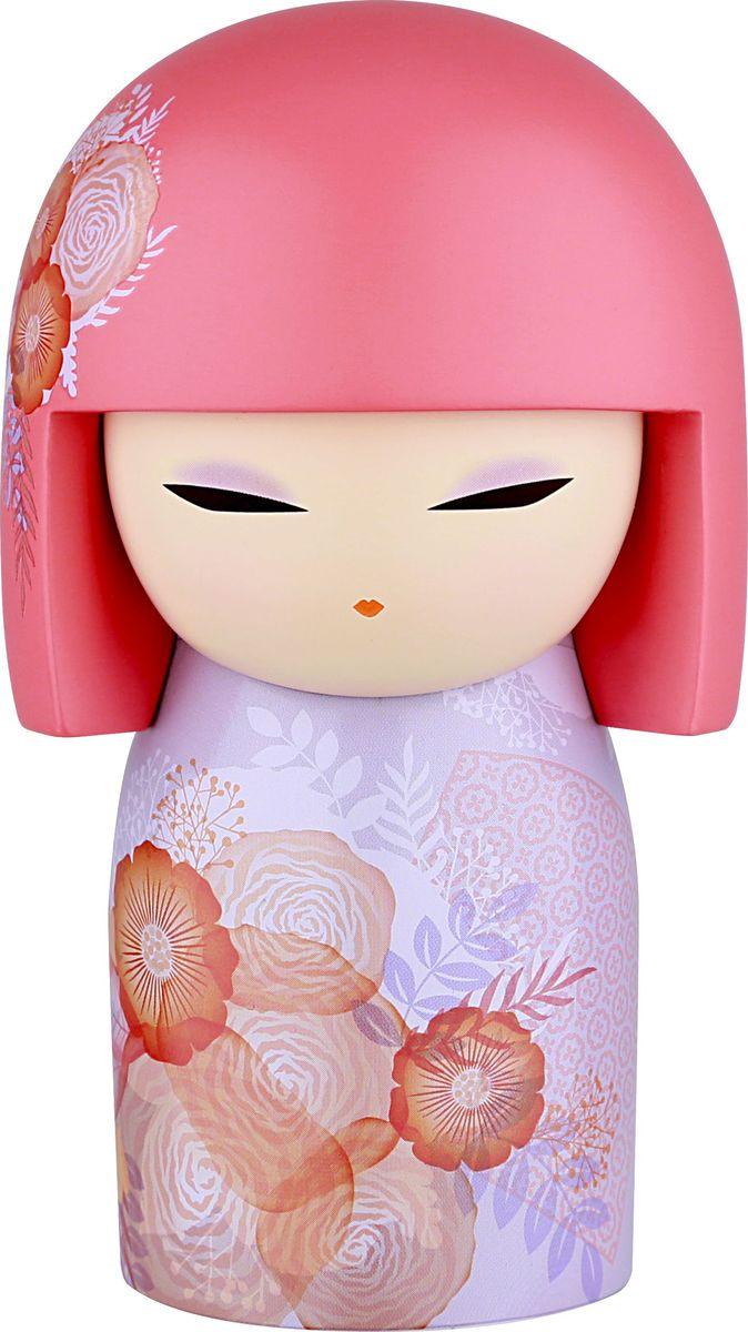 Кукла-талисман Kimmidoll Нозоми (Надежда). TGKFL116THN132NПривет, меня зовут Нозоми!Я талисман НАДЕЖДЫ! Мой дух создает будущее и вдохновляет на поступки.С оптимизмом, смотря в будущее и постоянно двигаясь к своим целям, вы раскрываете силу моего духа превращать мечты в реальность. Это традиционная японская кукла- Кокеши! (японская матрешка). Дарится в знак дружбы, симпатии, любви или по поводу какого-либо приятного события! Считается, что это не только приятный сувенир, но и талисман, который приносит удачу в делах, благополучие в доме и гармонию в душе!