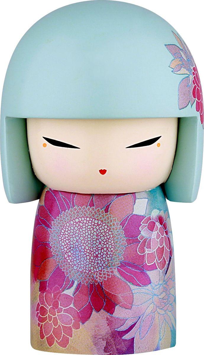 Кукла-талисман Kimmidoll Мегуми (Добро). TGKFS103THN132NПривет, меня зовут Мегуми!Я талисман Доброты! Мой дух полон добродетели и чистоты. Живя с чистым сердцем и ясным умом, вы разделяете мои ценности.Благими намерениями в ваших решениях, вы наполняете жизнь всем тем, чего вы желаете.Это традиционная японская кукла- Кокеши! (японская матрешка). Дарится в знак дружбы, симпатии, любви или по поводу какого-либо приятного события! Считается, что это не только приятный сувенир, но и талисман, который приносит удачу в делах, благополучие в доме и гармонию в душе!