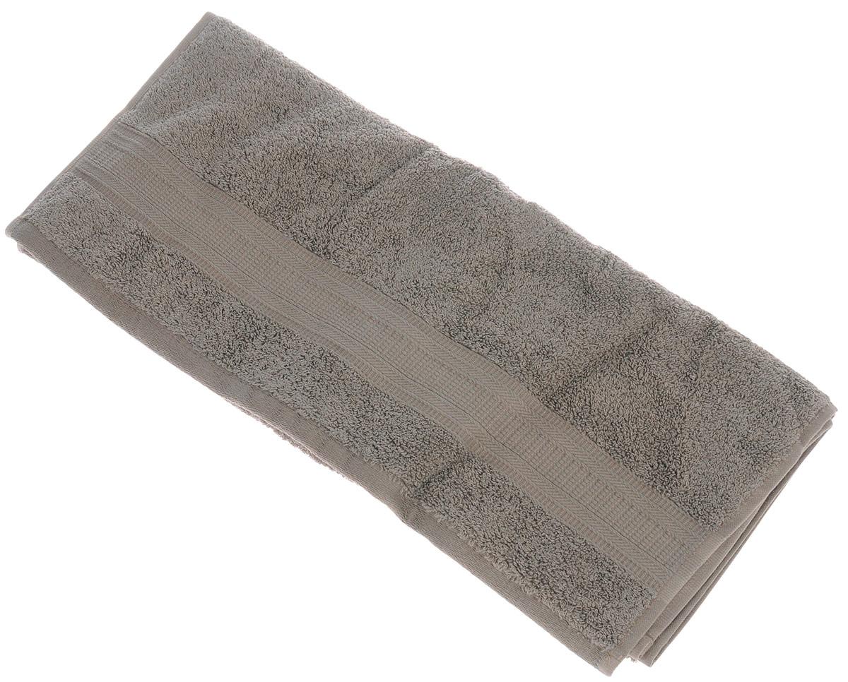 Полотенце TAC Mixandsleep, цвет: кофейный, 50 х 90 см68/5/1Махровое полотенце TAC Mixandsleep выполнено из приятного на ощупь натурального хлопка и декорировано изящным орнаментом. Полотенце прекрасно впитывает влагу и легко стирается.Полотенце TAC Mixandsleep создаст атмосферу уюта и комфорта в вашем доме.Хлопок - это волшебный цветок, хранящий в своем сердце тепло и нежность. Человек начал использовать волокна этих растений еще в глубокой древности. Этот натуральный материал обладает такими свойствами как гигроскопичность и гипоаллергенность.