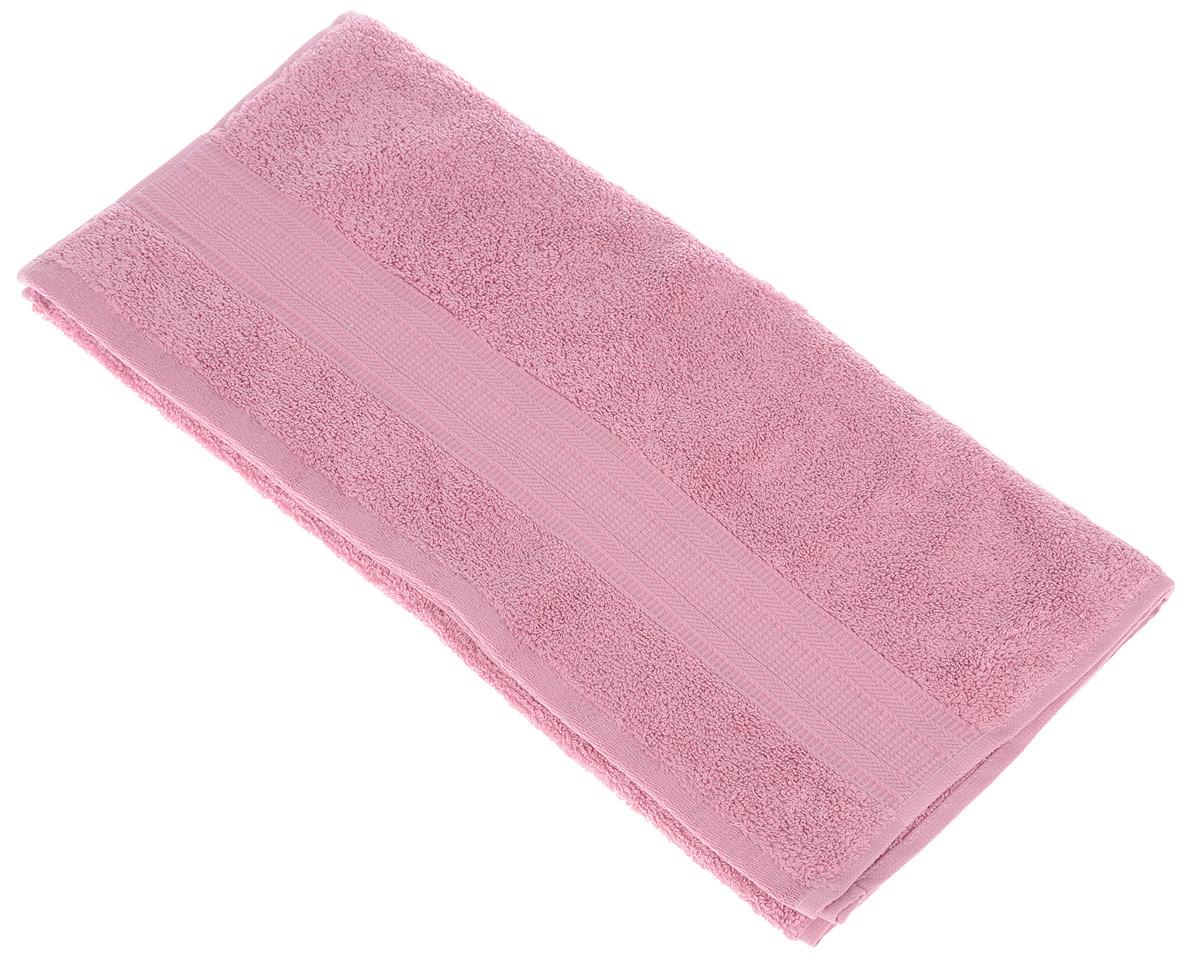 Полотенце TAC Mixandsleep, цвет: сухая роза, 50 х 90 см1201Махровое полотенце TAC Mixandsleep выполнено из приятного на ощупь натурального хлопка и декорировано изящным орнаментом. Полотенце прекрасно впитывает влагу и легко стирается.Полотенце TAC Mixandsleep создаст атмосферу уюта и комфорта в вашем доме.Хлопок - это волшебный цветок, хранящий в своем сердце тепло и нежность. Человек начал использовать волокна этих растений еще в глубокой древности. Этот натуральный материал обладает такими свойствами как гигроскопичность и гипоаллергенность.