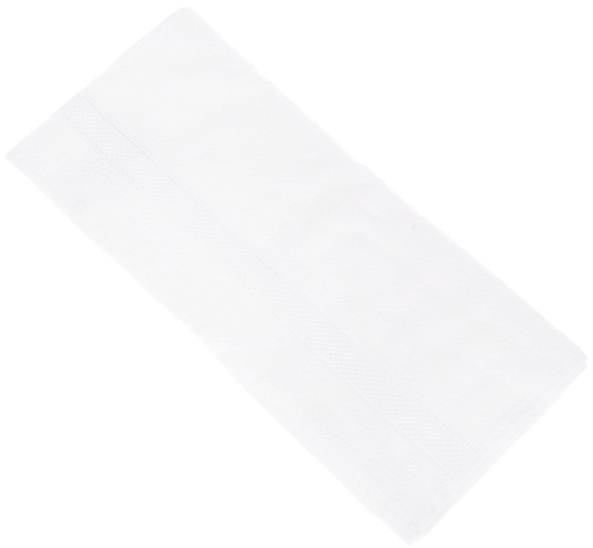 Полотенце Brielle Basic, цвет: белый, 50 х 85 смES-412Полотенце Brielle Basic выполнено из 100% хлопка. Изделие очень мягкое, оно отлично впитывает влагу, быстро сохнет, сохраняет яркость цвета и не теряет формы даже после многократных стирок. Лаконичные бордюры подойдут для любого интерьера ванной комнаты. Полотенце прекрасно впитывает влагу и быстро сохнет. При соблюдении рекомендаций по уходу не линяет и не теряет форму даже после многократных стирок.Полотенце Brielle Basic очень практично и неприхотливо в уходе.Такое полотенце послужит приятным подарком.