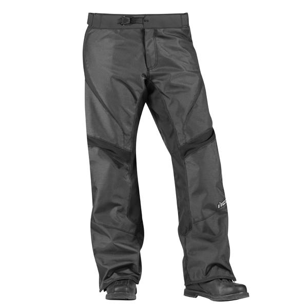 Мотобрюки Icon Overlord Textile, цвет: черный. 2821. Размер M мотобрюки icon overlord textile цвет черный 2821 размер m
