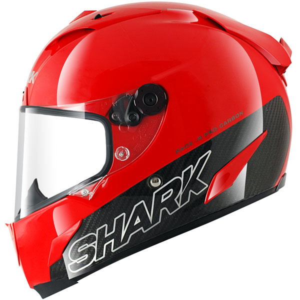 Мотошлем Shark Race-r Pro Carbon, цвет: красный. HE8670E. Размер MHE8670EREDMRace-r Pro Carbon – это великолепный образец гоночного мотошлема от французской компании Shark. Он обладает высокими показателями, необходимыми для безопасности рейдера на треке, а именно эргономичностью, хорошей аэродинамикой и защитой. Достаточно легкий для мотошлемов класса интеграл, Shark Race-r Pro Carbon станет надежным и стильным спутником современного гонщика.