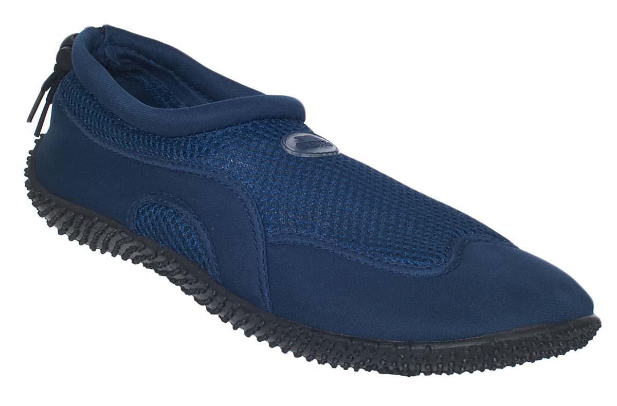 Обувь для кораллов Trespass Paddle, цвет: синий. UAFOBEI10001. Размер 38332515-2800Легкие, быстросохнущие акваботинки.