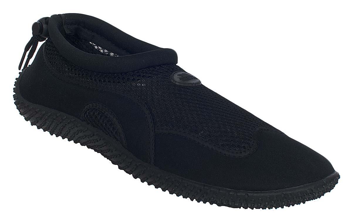Обувь для кораллов Trespass Paddle, цвет: черный. UAFOBEI10001. Размер 38WATTER-P8004Легкие, быстросохнущие акваботинки.