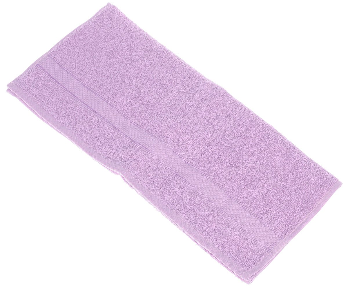 Полотенце Brielle Basic, цвет: лиловый, 50 х 85 см74-0120Полотенце Brielle Basic выполнено из 100% хлопка. Изделие очень мягкое, оно отлично впитывает влагу, быстро сохнет, сохраняет яркость цвета и не теряет формы даже после многократных стирок. Лаконичные бордюры подойдут для любого интерьера ванной комнаты. Полотенце прекрасно впитывает влагу и быстро сохнет. При соблюдении рекомендаций по уходу не линяет и не теряет форму даже после многократных стирок.Полотенце Brielle Basic очень практично и неприхотливо в уходе.Такое полотенце послужит приятным подарком.