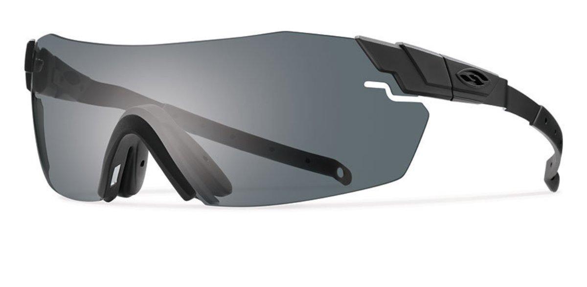 Защитные баллистические очки Smith Optics Pivlock Echo Max, цвет: черный810Тонкие гибкие металлические дужки специально разработаны для использования защитных баллистических очков Smith Optics Pivlock Echo Max вместе с баллистическими наушниками или защитным шлемом.Мягкий наносник создает дополнительный комфорт в ношении. Цвет дужек и наносника черный. Затемненные линзы со светопропусканием 15% для использования в условиях чрезмерно яркого освещения.В комплекте также прозрачные линзы с 89% светопропускания и линзы Ignitor со светопропусканием 26%, увеличивающие контрастность и глубину изображение и снижающие утомляемость глаз. Все линзы обеспечивают 100% защиту от ультрафиолетового излучения. Технология крепления линз позволяет быстро их менять. Благодаря технологии FreeFloat линзы имеют уникальную форму и способ крепления дужек и это сохраняет геометрию поля зрения пользователяСпециальное покрытие предохраняет линзы от запотевания и царапин. Все линзы соответствуют стандартам баллистической защиты MIL-PRF-31013 и ANSI Z87.1 Размер головы - от 58 смШирина линз - 50 мм.Комплект поставки: Очки с темными линзамиСменные прозрачные линзы Сменные линзы IgnitorМягкий матерчатый чехол для очков или линз Жесткий футляр для всего комплектаУпаковочная коробка