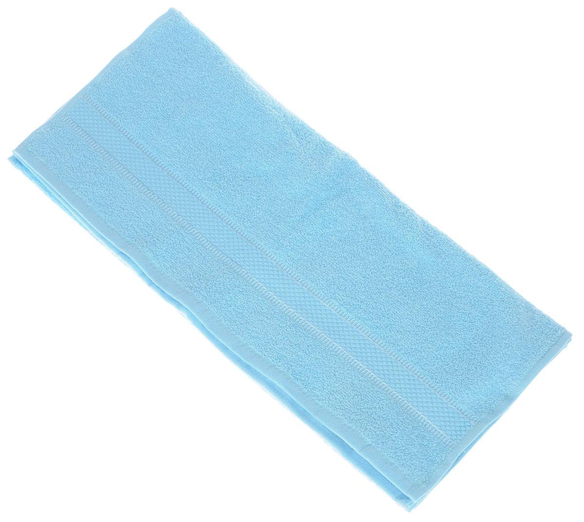 Полотенце Brielle Basic, цвет: бирюзовый, 50 х 85 см391602Полотенце Brielle Basic выполнено из 100% хлопка. Изделие очень мягкое, оно отлично впитывает влагу, быстро сохнет, сохраняет яркость цвета и не теряет формы даже после многократных стирок. Лаконичные бордюры подойдут для любого интерьера ванной комнаты. Полотенце прекрасно впитывает влагу и быстро сохнет. При соблюдении рекомендаций по уходу не линяет и не теряет форму даже после многократных стирок.Полотенце Brielle Basic очень практично и неприхотливо в уходе.Такое полотенце послужит приятным подарком.