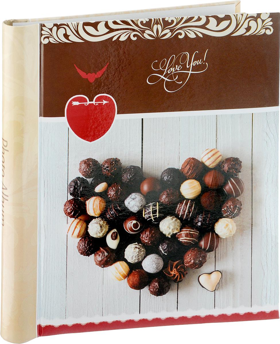 Фотоальбом Pioneer Chocolate Love, 10 магнитных листов, 23 х 28 см41619Фотоальбом Pioneer Chocolate Love позволит вам запечатлеть незабываемые моменты вашей жизни, сохранить свои истории ивоспоминания на его страницах. Обложка из толстого картона, оформлена оригинальным принтом. Фотоальбом рассчитан на 10 фотографии форматом 23 х 28 см. Такой необычный фотоальбом позволит легко заполнить страницы вашей истории, и с годами ничего не забудется.Тип обложки: Ламинированный картон.Тип листов: магнитные.Тип переплета: спираль.Материалы, использованные в изготовлении альбома, обеспечивают высокое качество хранения ваших фотографий, поэтому фотографии не желтеют со временем