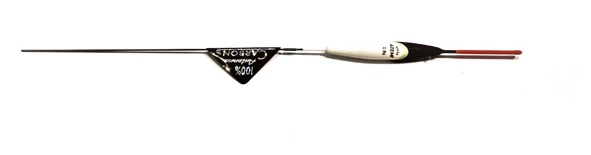 Поплавок Atemi Grande, 0,8 г. 407-00005010-01199-23Поплавок Atemi Grande 0,8 г предназначен для ловли в стоячей воде и обладает высокой чувствительностью. Классическая форма. Характеристики Поплавок Atemi Grande 0,8 гБренд: АтемиВес огрузки : 0,8гКол-во : 1 штСерия : Atemi GrandeМатериал : БальсаСтрана производителя : Болгария/Польша