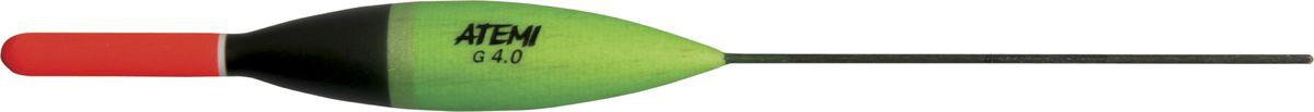 Поплавок бальса Atemi, 12 г. 408-05120ГризлиПоплавок Atemi изготовлен из бальсы - легкой и стойкой к влаге древесины. Киль выполнен из карбона. Имеет 2 места крепления. Качественная внешняя отделка обеспечит продолжительный срок службы. Все характеристики тщательно разрабатывалось производителем для повышения чувствительности оснастки и лучшей видимости поплавка рыболовом.Вес огрузки: 12 г.