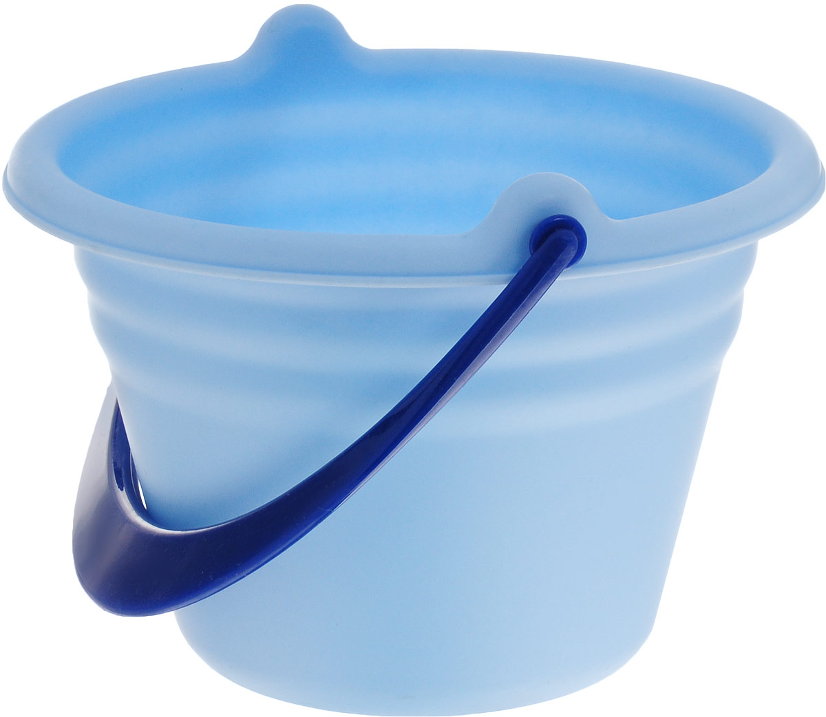 Baby Trend Игрушка для песочницы Ведро большое цвет голубой
