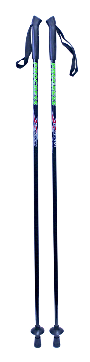 Палки для скандинавской ходьбы, 120 см, 2 шт