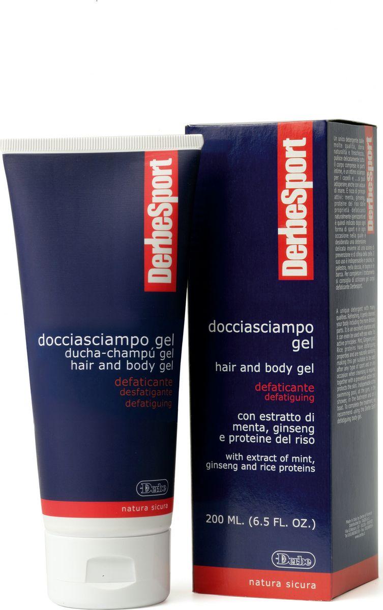 Derbe Гель для душа DerbeSport, 200 мл961876Наша новая линия ИДЕАЛЬНО подходит тем, кто занимается фитнесом и спортом, активными играми на свежем воздухе. Этот шампунь для волос и тела 2 в 1 мягко очищает кожу, промывает волосы (может быть использован с морской водой). Средство содержит активные ингредиенты: экстракты мяты, женьшеня, аминокислоты риса, что способствует снятию мышечной усталости, а также дезинфицирует кожу, профилактирует воспаления. Мы рекомендуем использовать его после каждой тренировки! Линия «DERBE» является 100% натуральной, поэтому все наши средства не содержат синтетические консерванты (парабены, феноксиэтанол), производные нефтепродуктов и минеральные масла, лаурил\лаурет сульфаты, силиконы, генномодифицированные компоненты. Производство наших средств полностью безопасно для природы. Производитель использует специальную упаковку, пригодную для вторичной переработки. По этой причине наши продукты не имеют пленку из слюды поверх картонной упаковки, тубы не защищены фольгой, т.к. слюда и фольга разлагаются в почве около 100 лет, что наносит вред природе.