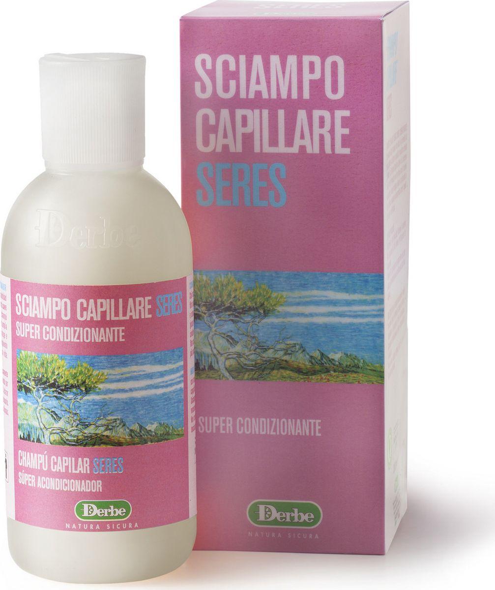 Derbe Шампунь мягкий для всех типов волос Capillary, 200 мл derbe шампунь для волос белый чай 250 мл