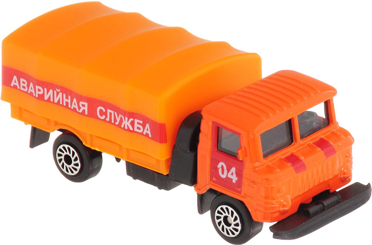 ТехноПарк Автомобиль ГАЗ 66 Аварийная служба 04 технопарк машина технопарк краз аварийная служба