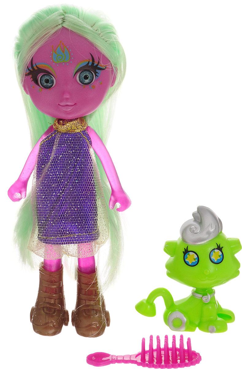 Veld-Co Мини-кукла Инопланетянка Mars veld co кукла инопланетянка