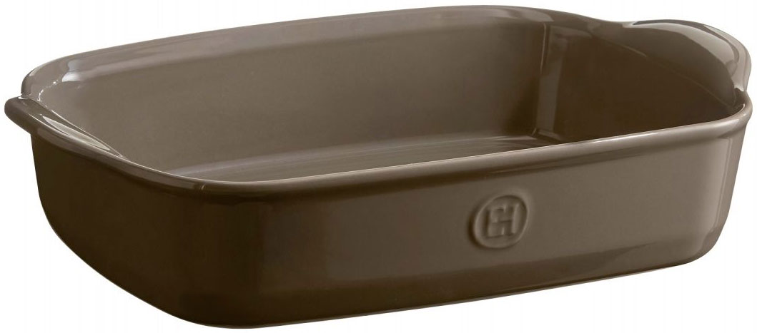 Форма для запекания Emile Henry, прямоугольная, 19 х 29 смFS-91909Форма выполнена в новом цвете Флинт. Флинт - это воплощение элегантности и спокойствия на Вашей кухне, прекрасно сочетается с остальными цветами форм от Emile Henry.Высокопрочная керамика (HR ceramic®), из которой изготовлена форма, равномерно распределяет и сохраняет тепло, что идеально для приготовления запеканок, гратенов, лазаний. Форма достаточно вместительна, и в ней можно подавать блюда прямо на стол. Форма для.