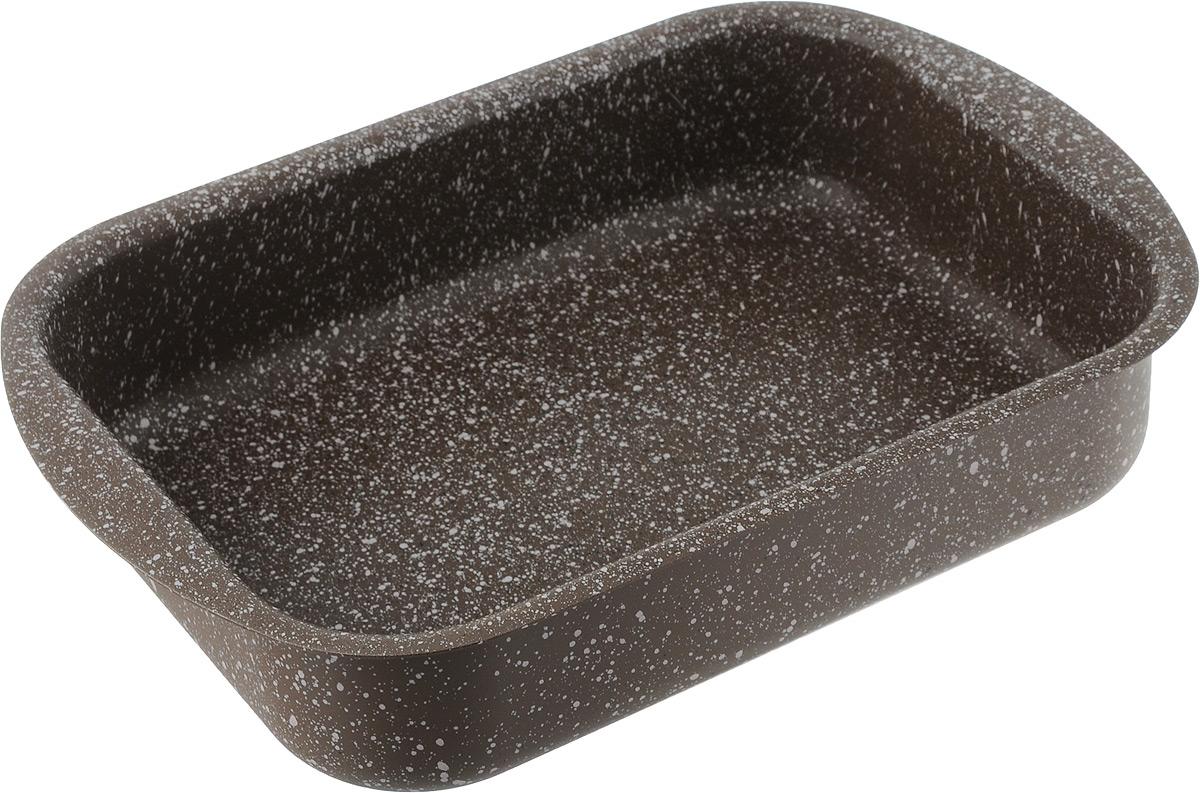 Форма для запекания Fissman Модерн, с антипригарным покрытием, 25 x 18 х 6 см54 009312Форма для запекания Fissman изготовлена из качественного алюминия с антипригарным покрытием TouchStone. Не содержит в составе вредных веществ. Одним из главных преимуществ является система многослойного сверхпрочного антипригарного покрытия TouchStone, состоящего из нескольких слоев натуральной каменной крошки на основе минеральных компонентов.Такая форма найдет свое применение для выпечки большинства кулинарных шедевров. Форма равномерно и быстро прогревается, выпечка пропекается равномерно. Благодаря антипригарному покрытию, готовый продукт легко вынимается, а чистка формы не составит большого труда. Какое бы блюдо вы не приготовили, результат будет превосходным! Форма подходит для использования в духовке с максимальной температурой 240°С. Чтобы избежать повреждений антипригарного покрытия, не используйте металлические или острые кухонные принадлежности. Разрешена мойка в посудомоечной машине. Размер формы (по верхнему краю): 25 x 18 см.Высота стенки формы: 6 см.