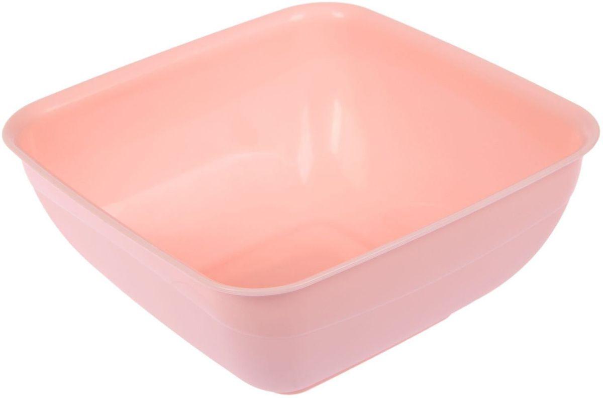 Салатник Fimako, цвет: персиковый, 2 л115510От качества посуды зависит не только вкус еды, но и здоровье человека. Любой хозяйке будет приятно держать его в руках. С посудой и кухонной утварью Fimako приготовление еды и сервировка стола превратятся в настоящий праздник.