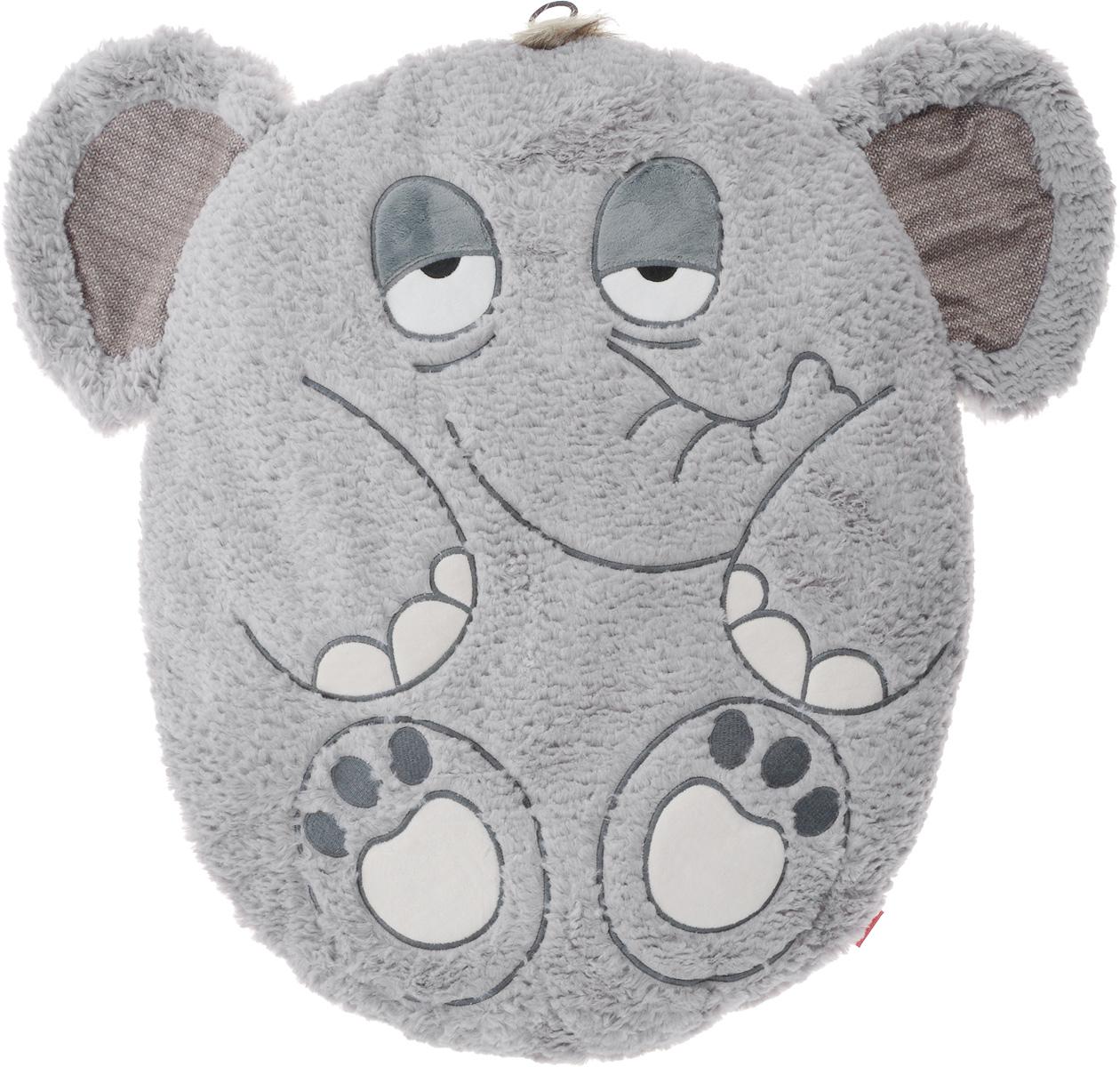 Лежак для собак GiGwi Слон, 53 х 45 х 6 см75358Мягкий лежак GiGwi Слон изготовлен из качественных материалов с отделкой из искусственного меха. Наполнителем служит мягкий синтепон. Такой материал не теряет своей формы долгое время. Оформлен лежак в виде слона.За изделием легко ухаживать, его можно стирать вручную.Мягкий лежак станет излюбленным местом вашего питомца, подарит ему спокойный и комфортный сон, а также убережет вашу мебель от шерсти. Размер: 53 х 45 х 6 см.