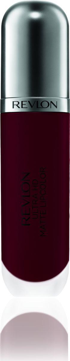 Revlon Помада Для Губ Ultra Hd Matte Lipcolor Infatuation 67528032022Revlon Ultra HD™ Matte Lipcolor - бархатный цвет на твоих губах. Уникальная гелевая формула создает невесомую текстуру, а отсутствие воска сохраняет губы увлажненными и придает ощущение комфорта. Легкость нанесения, устойчивость и удобный апликатор – вот почему помада идеально ложиться на губы, придавая им яркий, насыщенный цвет и объем. Обладает приятным ароматом сливок, ванили и спелого манго. Доступен в 7 ярких, трендовых оттенках.