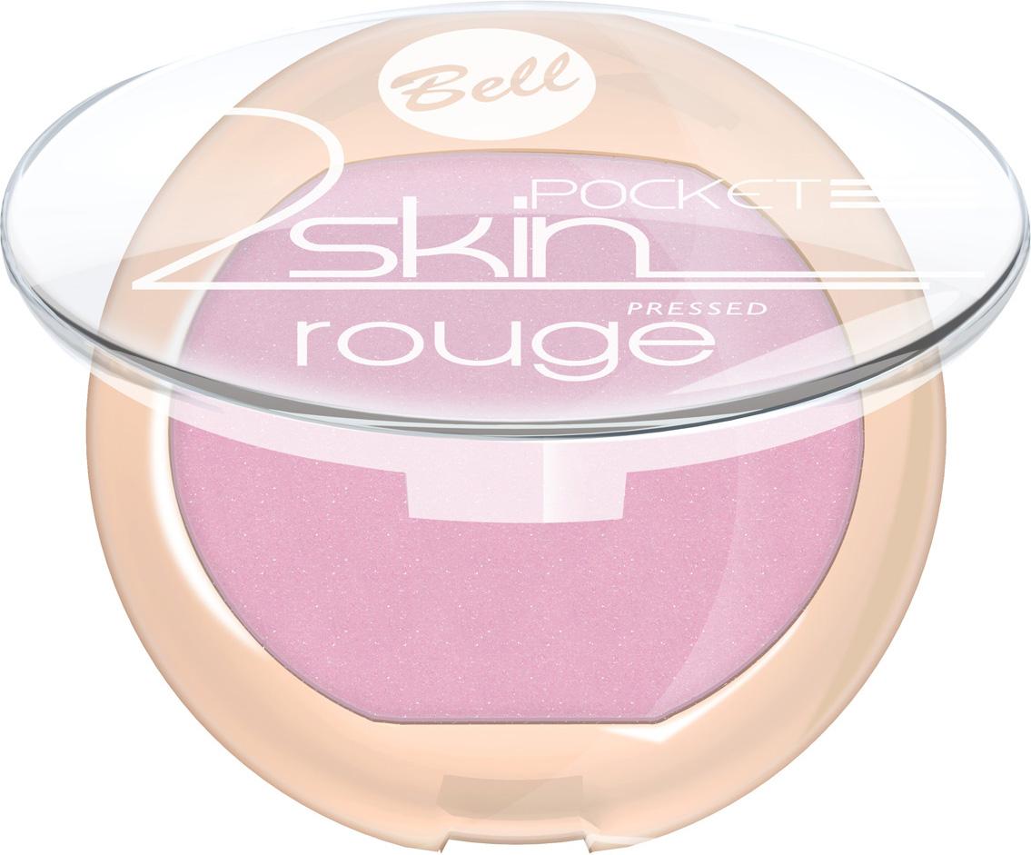 Bell Румяна Компактные 2 Skin Rouge Тон 525010777139655Бархатная текстура румян создает эффект тонкой вуали на кожи. Легко и равномерно наносится, придавая кожи легкое сияние. Роскошные оттенки румян выгодно подчеркнут все достоинства Вашего макияжа