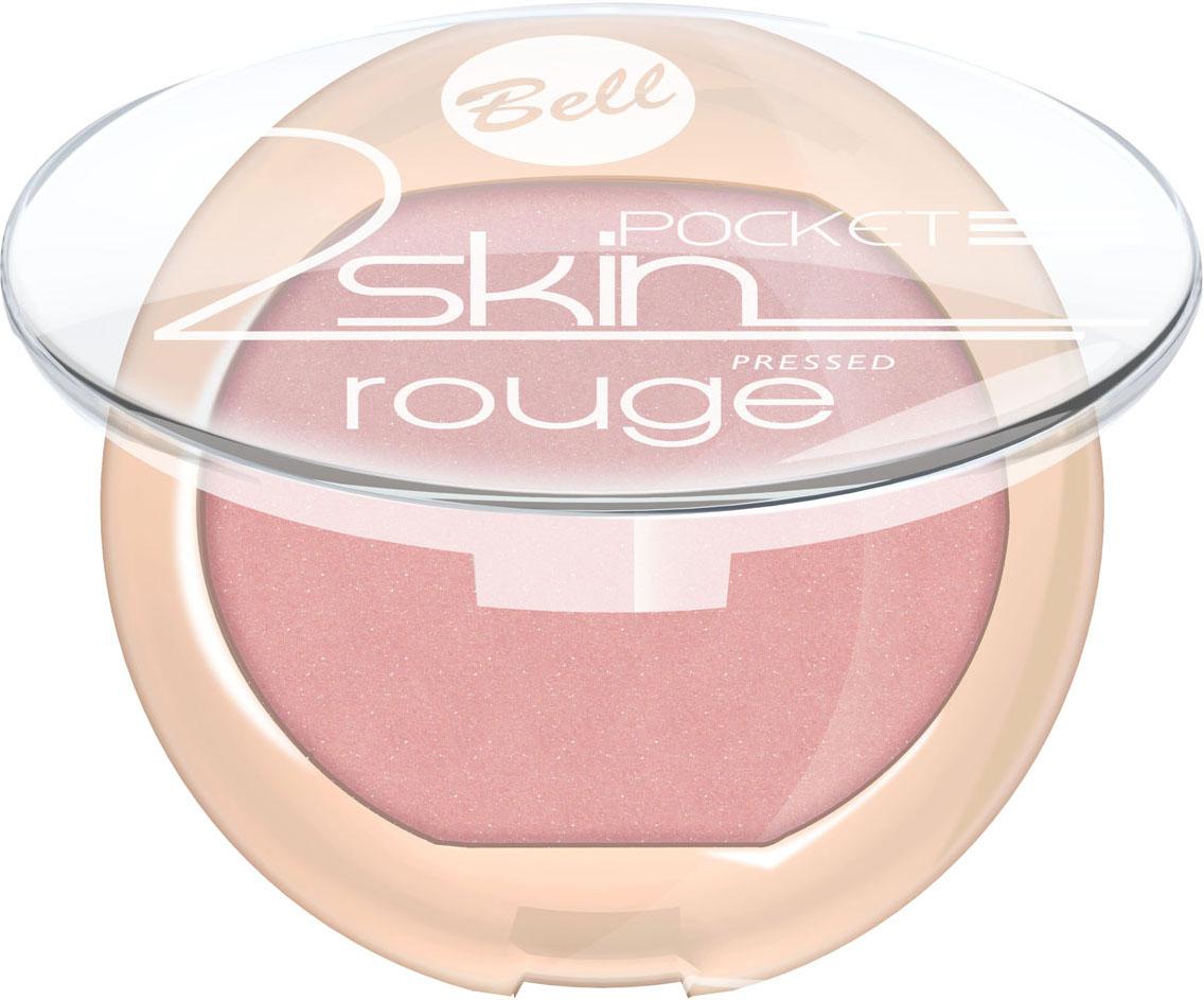 Bell Румяна Компактные 2 Skin Rouge Тон 53SC-FM20104Бархатная текстура румян создает эффект тонкой вуали на кожи. Легко и равномерно наносится, придавая кожи легкое сияние. Роскошные оттенки румян выгодно подчеркнут все достоинства Вашего макияжа