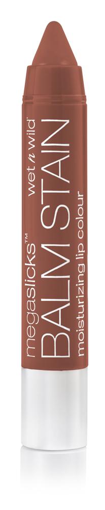 Wet n Wild Блеск - Бальзам Для Губ Mega Slick Balm Stain E1641 caffeine fixFS-00103Суперувлажняющий бальзам для губ. Великолепная формула, обогащенная маслом ягоды асаи, защищает нежную кожу губ, предотвращая обветривание.