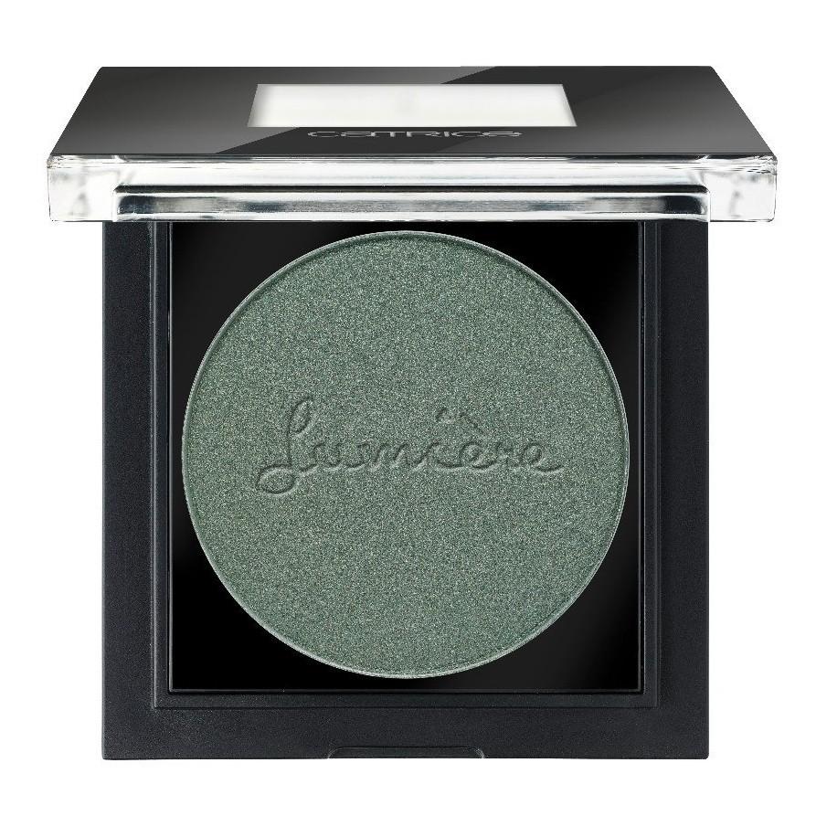 Catrice Тени для век Pret-a-Lumiere Longlasting Eyeshadow 080 Mon glAmour серо-зеленый 2 гр2101-WX-01Высокая концентрация пигмента в сочетании с легчайшей, почти невесомой текстурой – отличительная особенность новых теней CATRICE Pret-a-Lumiere Longlasting Eyeshadow. Секрет – в инновационной, невероятно плотной кремовой текстуре, благодаря которой тени идеально наносятся: достаточно одного слоя, чтобы получить максимально насыщенный цвет. Тени представлены в девяти актуальных оттенках, среди которых – нежный мятный, насыщенный синий и элегантный золотой.