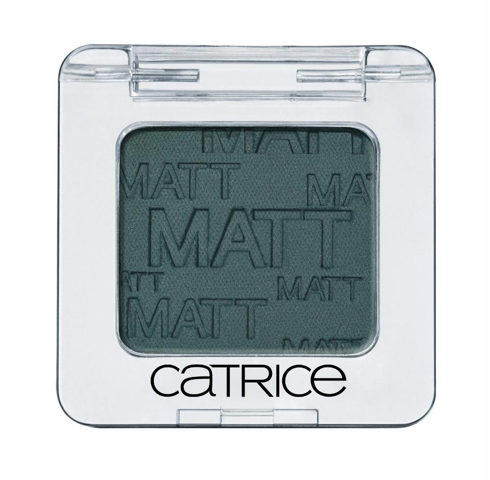 Catrice Тени для век одинарные Absolute Eye Colour 1000 Kermit Closer серый матовый 2 гр28032022Высокопигментированные пудровые тени, широкая цветовая гамма, стойкость, легкость в нанесении и разнообразие эффектов.
